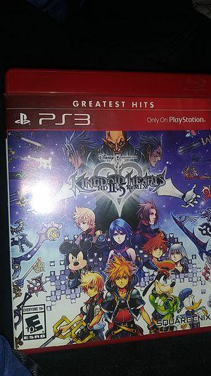 Kingdom of Hearts hd 2.5 remix for Sale in Rialto, CA