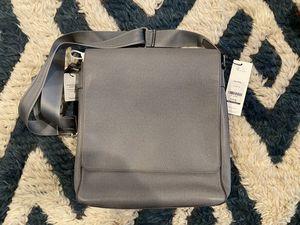 LOUIS VUITTON Taiga Leather Messenger Grey Roman PM Bag Glacier for Sale in Altadena, CA