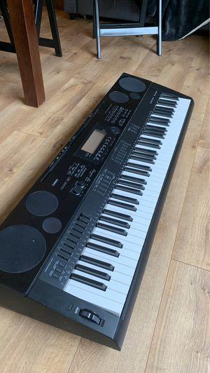 Casio WK-7500 Wireless Portable Electric Piano for Sale in Everett, WA