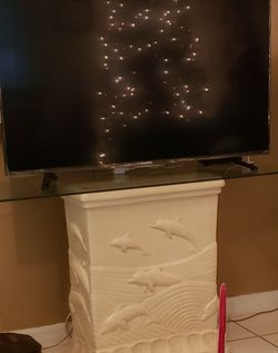 Dolphin console table. for Sale in Ocala,  FL
