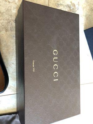 Men's Gucci Black Dress Shoes for Sale in Scottsdale, AZ