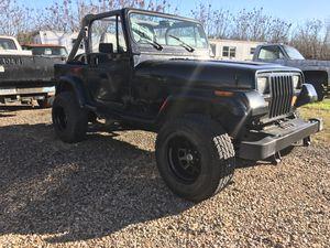 91 Jeep Wrangler YJ for Sale in Austin, TX