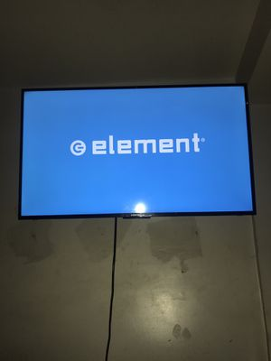 """50"" inch element smart tv for Sale in Washington, DC"