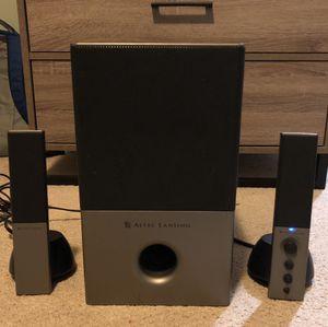 Altec Lansing 3 Piece Speaker System (Model VS4121) for Sale in Arlington, VA