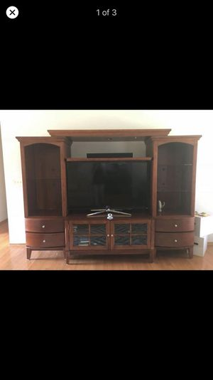 Large Entertainment Center for Sale in Wichita, KS
