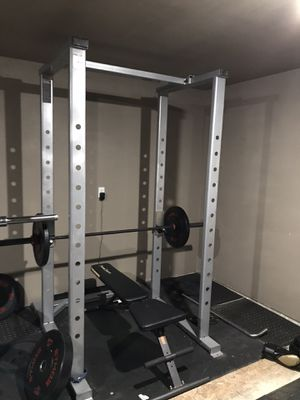 Icarian 610 power squat rack for Sale in Pasco, WA