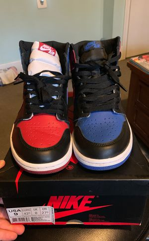Jordan 1 top 3 (size 9) for Sale in MONTGOMRY VLG, MD