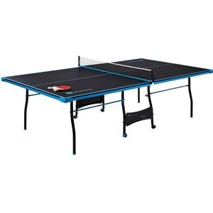 Md Sports Black and Blue Tennis Table for Sale in Houston, TX