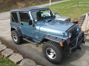 1999 Jeep Wrangler for Sale in Leechburg, PA