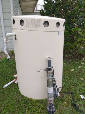 Aeration based water treatment system for Sale in LaBelle, FL