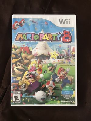 Wii Mario Party 8 for Sale in Gibsonton, FL
