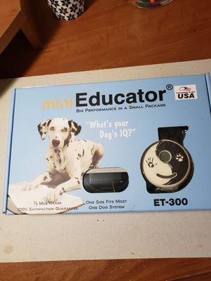 ET-300 1/2 MILE REMOTE DOG TRAINER for Sale in HUNTINGTN BCH, CA