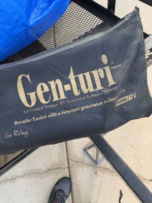 Gen-turi generator exhaust for Sale in Orange Park, FL