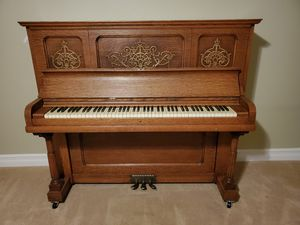 Kimball Turn of the Century Piano - Excellent Condition for Sale in Federal Way, WA