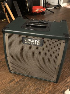 Crate CA30D acoustic guitar amp for Sale in Torrance, CA