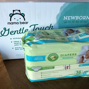 Newborn Diapers for Sale in Litchfield Park, AZ