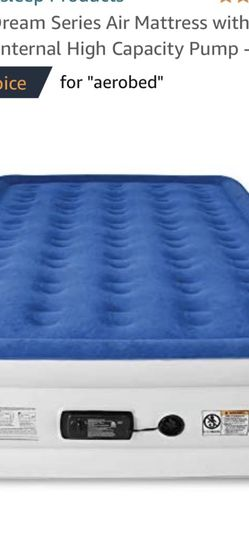 Queen Sound Asleep Mattress deluxe for Sale in St. Petersburg,  FL
