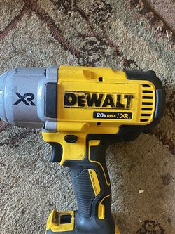 Dewalt 1/2 In Brushless Motor Tool Only Impact Wrench for Sale in Mesquite,  TX