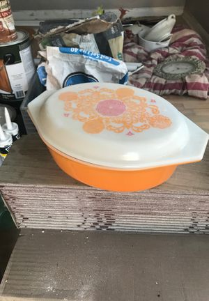 Vintage Pyrex covered dish for Sale in Redondo Beach, CA