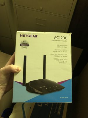 Netgear wifi router for Sale in Gloucester City, NJ