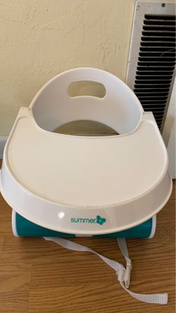 Summer infant sit n style booster seat for Sale in Gilroy,  CA