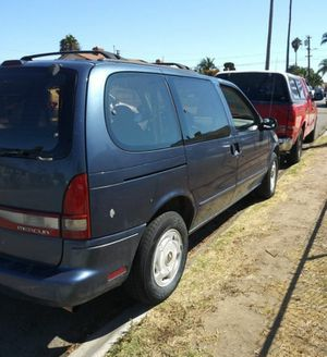 96 villager. Mini van. Daily drivr for Sale in El Cajon, CA