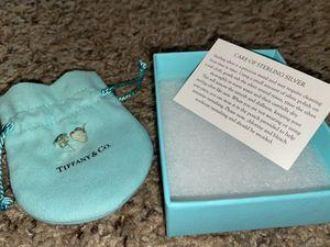 Tiffany & CO. Sterling Silver Stud Earrings for Sale in Atlanta, GA
