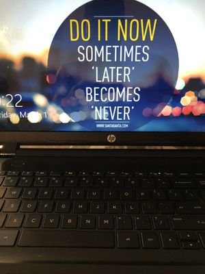 "HP LAPTOP 17"" Comes With Office & Charger Send me Offer for Sale in Hyattsville, MD"