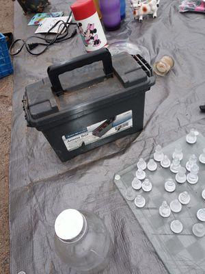 Ammo box for Sale in Fresno, CA