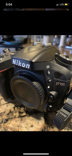 NIKON D7100 Camera + Lenses bundle ($2.3k+ value) for $1.2k obo for Sale in South San Francisco, CA