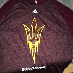 Adidas Sun devils hoodie Size L for Sale in Buckeye, AZ