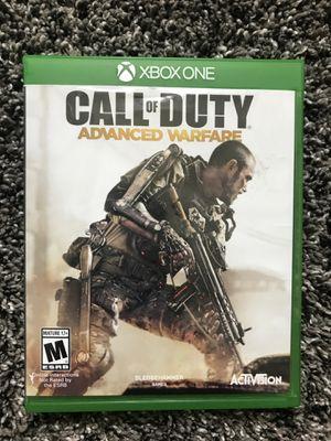 Xbox one Andvanced Warfare for Sale in Lincoln, NE
