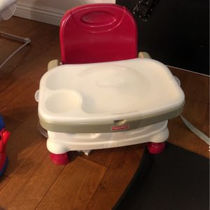 Fisher Price Travel High Chair for Sale in Fullerton, CA