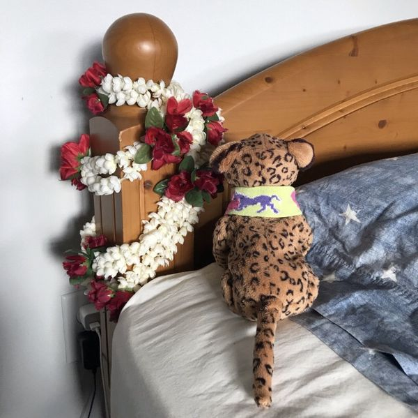 Interactive FurReal Friends Leopard Toy