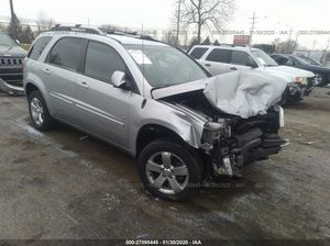Chevy Equinox- 3.4- 3400 engine- only 59,000 for parts for Sale in Dearborn, MI