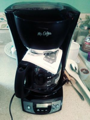 Mr. Coffee 12-cup coffee maker for Sale in St Louis, MO