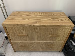 Lateral File Cabinet - Like New - Reorganizing, it must go! for Sale in Middleburg, FL