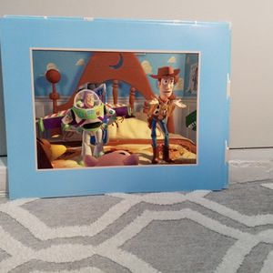 Toy Story Exclusive Lithograph for Sale in Diamond Bar, CA