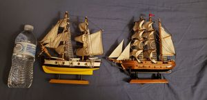 2 awesome decoration boats both for $15 for Sale in Las Vegas, NV