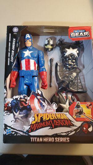 Captain America Venom - Titan Hero Series for Sale in El Cajon, CA