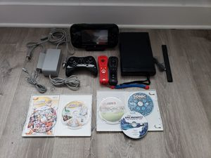Wii u with games for Sale for sale  Bayonne, NJ