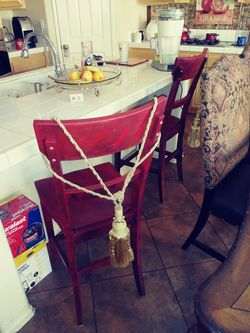 Two bar stools for Sale in Corona,  CA