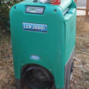 Dri Eaz Dehumidifier 2800i for Sale in Escondido, CA