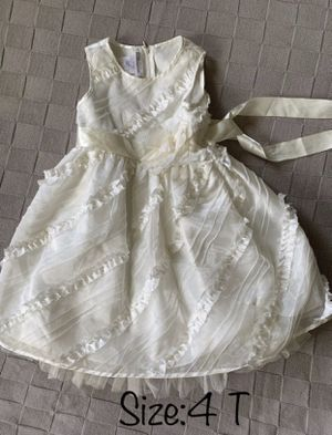 Size/ 3-4 years for Sale in Everett, WA