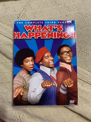What's happening The complete third season DVD for Sale in Queens, NY