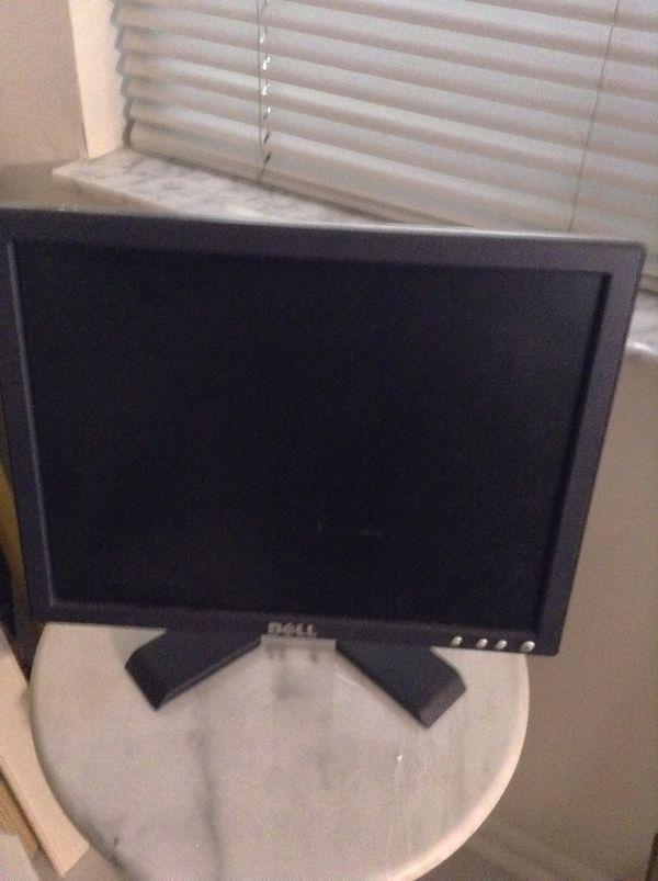 15 inch Dell monitor