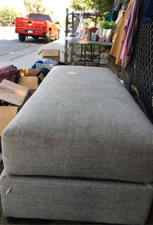 Ottoman. 5 feet long). .. 75.00 for Sale in Bakersfield, CA