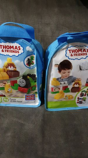 Thomas & Friends mega blocks for Sale in Los Angeles, CA