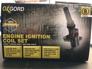 Ford engine ignition coil set for Sale in Covina, CA