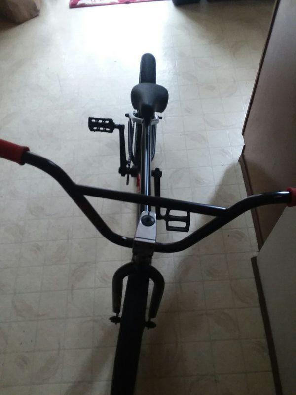 Stranger bmx bike